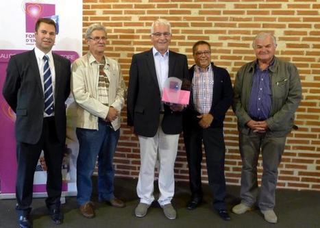 Alvignac > Les aînés aidés pour leur projet de jardin des abeilles | Autour de Carennac et Magnagues | Scoop.it