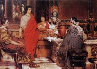 HISTORIAS NO ACADÉMICAS DE LA LITERATURA: Horacio, Cavafis, o el espejo   Literatura latina   Scoop.it