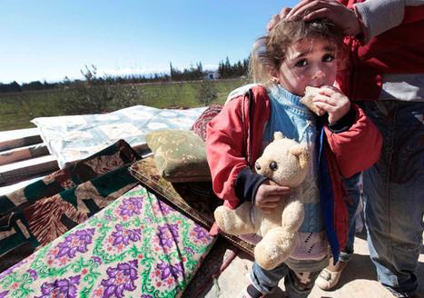 SANZIONI ALLA SIRIA, LA UE DEI PAVIDI - Fulvio Scaglione | Notizie dalla Siria | Scoop.it