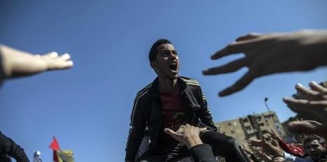 Une célébration de la révolution au goût amer | Égypt-actus | Scoop.it