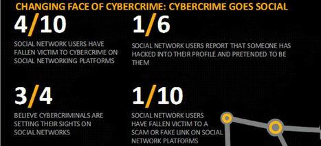 Los delitos cibernéticos más comunes para usuarios de redes ... | Periodismohipertextual | Scoop.it