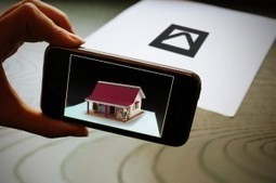 Augmented Reality Examples – Illustrating Augmented Reality Technology | Adstuck's Technology Talks on Augmented Reality and Beyond | Numérique | Scoop.it