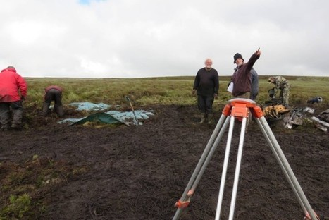 Mesolithic campsite uncovered  in Upper Teesdale, County Durham | microburin mesolithic archaeology | Scoop.it