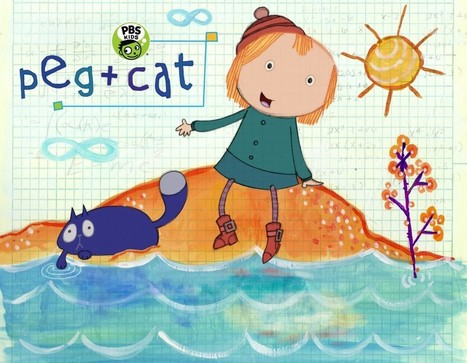PBS hopes for Internet hit with 'Peg + Cat' - Washington Post | Fun math for kids | Scoop.it