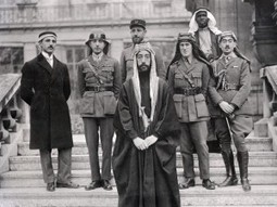 Faycal al-Hachimi la conquête de l'indépendance irakienne | itsgoodtobeback | IGTBB | Scoop.it