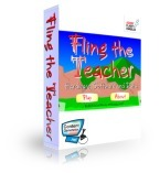 Fling the Teacher generator - interactive Flash learning game - ContentGenerator.net - create your own Educational Flash games, quizzes and activities | Great Instructional Websites | Scoop.it