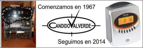 Reloj de fichar - Relojería - Candido Valverde S.L. | Relojeria Industrial | Scoop.it