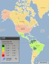 The Penis Map: Americans Have Little Ones in Look at Size by Country   In Today's News of the Weird   Scoop.it