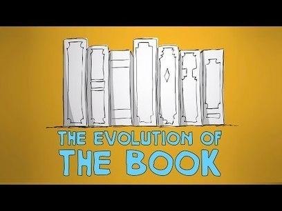 La evolución del libro (animación) | Bibliotecas y Educación Superior | Scoop.it