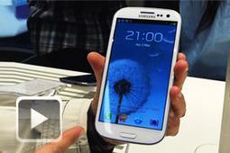 Les nouvelles fonctions du Galaxy SIII en vidéo   WEBOLUTION!   Scoop.it
