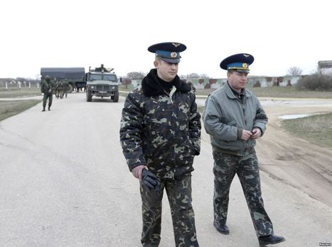 Crimea's Complicated History in Brief - Voice of America | History and Social Studies in Seconday Education | Scoop.it