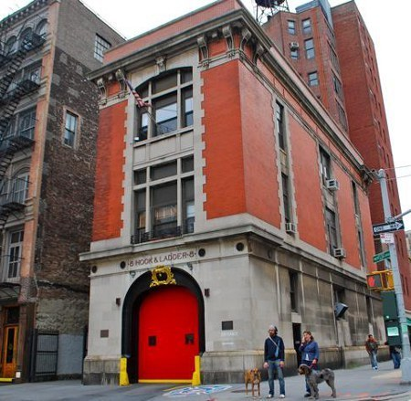 Ghostbusters Firehouse Slated For Closure | All Geeks | Scoop.it