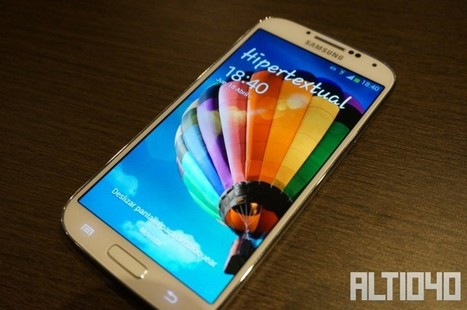 Primeras impresiones del Galaxy S4 de Samsung | Uso inteligente de las herramientas TIC | Scoop.it