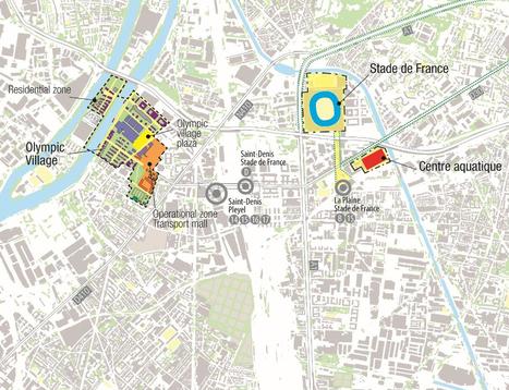 Village olympique Paris 2024 : ce sera Pleyel – Bords de Seine ! - Le portail du conseil régional Île-de-France   actualités en seine-saint-denis   Scoop.it