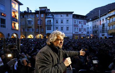 Maybe Italy's Politicians Aren't Crazier Than Ours - New Yorker (blog) | Great libertarian news | Scoop.it