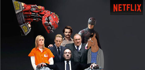 Netflix à l'offensive dans le PAF | L'oeil d'Artimon sur les médias | Scoop.it