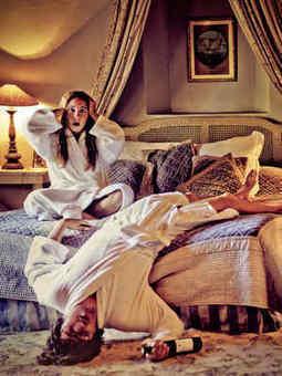 La nuit de noces est-elle vraiment si romantique que ça ? - Grazia   La vie en rose   Scoop.it