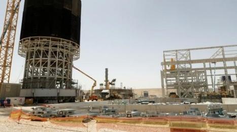Israël: la plus haute tour solaire du monde s'élève dans le désert | Energies Renouvelables | Scoop.it