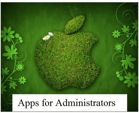 Apps for Principals | The View from the Principal's Office | Scoop.it