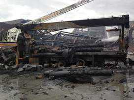 IN Health Dept. seeks Indy fire debris that contained asbestos from the 22-square-mile area around the Belmont warehouse fire | Asbestos and Mesothelioma World News | Scoop.it