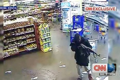 Nairobi attack: Moment Kenya mall terrorist executes shopper in cold blood | Als Return to Education | Scoop.it