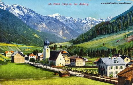 Ansichtskarten aus dem K.K. Österreich | gaidaphotos | Scoop.it
