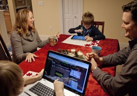 New app helps parents navigate digital age - Port Huron Times Herald | Designing Learning in the Digital Age | Scoop.it
