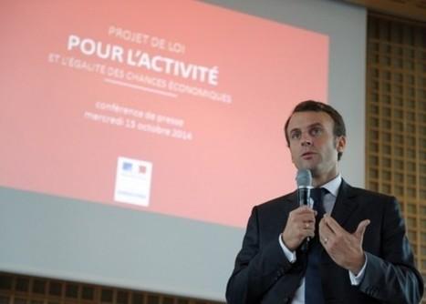 Loi Macron « pour la croissance et l'activité » : la fibre étendue aux logements neufs - LaFibreOptique.com | Le numérique et la ruralité | Scoop.it