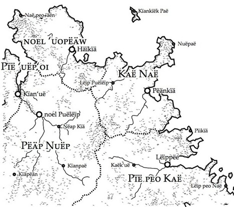 Generate your own fantasy map | Zentrum für multimediales Lehren und Lernen (LLZ) | Scoop.it