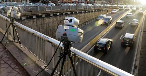 Bruxelles et Ixelles: La vitesse de plus de 6,5 millions de véhicules contrôlée en 3 mois | Brussels nieuws | Scoop.it