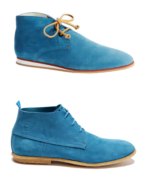 Spring Summer 2012: woman and man in the same shoes | JIMIPARADISE! | Scoop.it