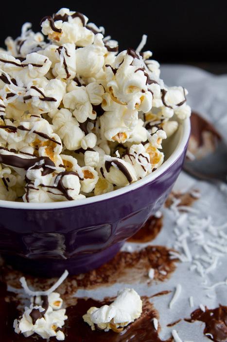 PMS Popcorn Recipe | Food | Scoop.it
