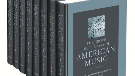 New Grove Dictionary Broadens Scope on American Music | The New York Times | Kiosque du monde : Amériques | Scoop.it