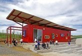 Vissershok Primary School | container classrooms | sustainable architecture | Scoop.it