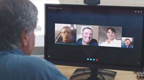 Microsoft challenges Google Hangouts with free 'Skype Meetings' service | Technology in life | Scoop.it