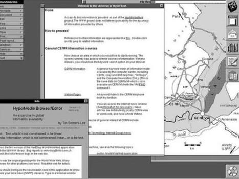 Αυτή είναι η πρώτη ιστοσελίδα του κόσμου | omnia mea mecum fero | Scoop.it