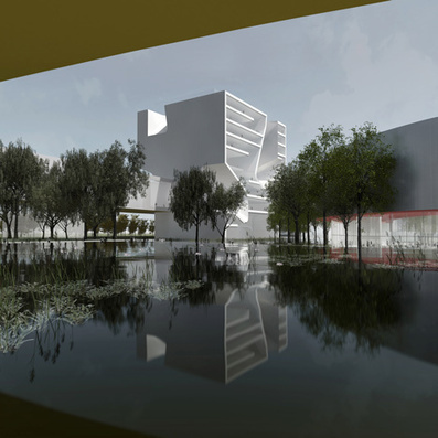 Steven Holl to design four museums for new complex in China | sustainable architecture | Scoop.it