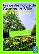 Livret de gestion différenciée - Combs-la-Ville   Gestion différenciée - communication des villes   Scoop.it