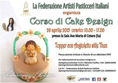 Corso di Cake Design Angioletto Stile Thun   Cake Design e Decorazioni Torte   Scoop.it
