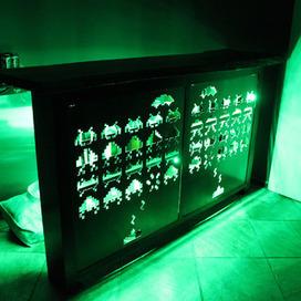 Space Invaders Bar | crafting | Scoop.it