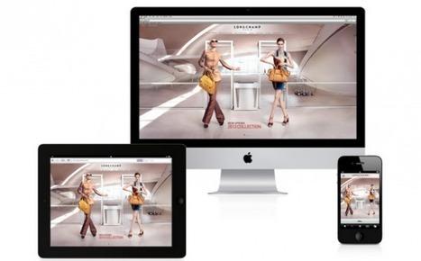 [Digital Flagship] Longchamp dévoile son nouveau site Internet - FrenchWeb.fr | Techno.. Logy !!! | Scoop.it