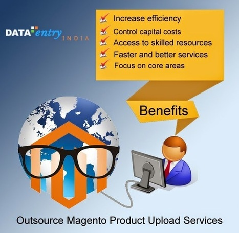 eCommerce Data Entry Solutions: Why Outsource Magento Product Upload to an Eminent Company? | Catalog Processing & Data Entry Services | Scoop.it