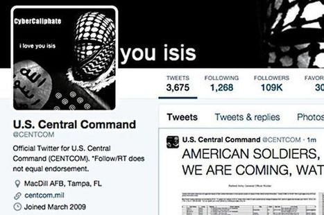 British hacker suspected of cyber attack on US Central Command Twitter account | Cyber Threats | Scoop.it