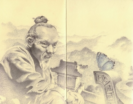 Inspirational Taoist Quotes and Stories by Chuang Tzu | The Unbounded Spirit | SemillasDelFuturo | Scoop.it