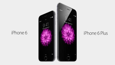 Témoignage : iPhone 6 ou iPhone 6 Plus ? Mon choix après plusieurs mois d'utilisation... | Social Media, etc. | Scoop.it