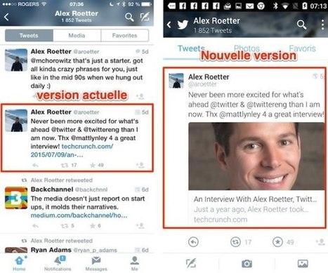 Twitter: le contenu des liens URL apparaît sur la timeline   Pascal Faucompré, Mon-Habitat-Web.com   Scoop.it