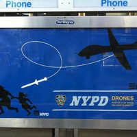Meet the Street Artist Who's Wanted by the NYPD for Punking the Police with Fake Drone Ads | Street art news | Scoop.it