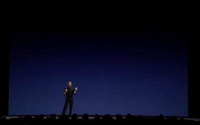 Presentation Zen: Gates, Jobs, & the Zen aesthetic   Apple Rocks!   Scoop.it