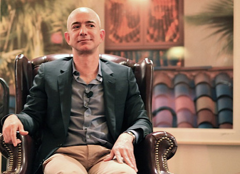 Big News of The Day: Amazon CEO Jeff Bezos buys Washington Post for $250M | An Eye on New Media | Scoop.it