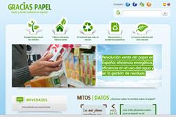 Sin medias tintas, nace la web española del papel y el medio ambiente / alabrent.com / Noticias | la web y el medio ambiente | Scoop.it